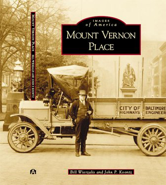 Images of America: Mount Vernon Place book cover